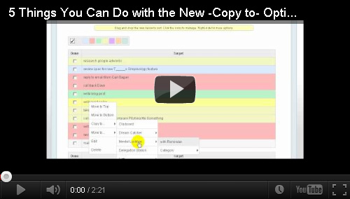 5 New things you can do with the Copy menu
