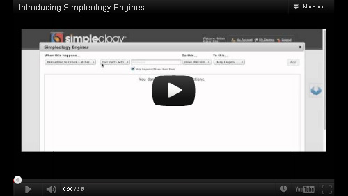 Simpleology Engines Do It For You - Get Stuff Done